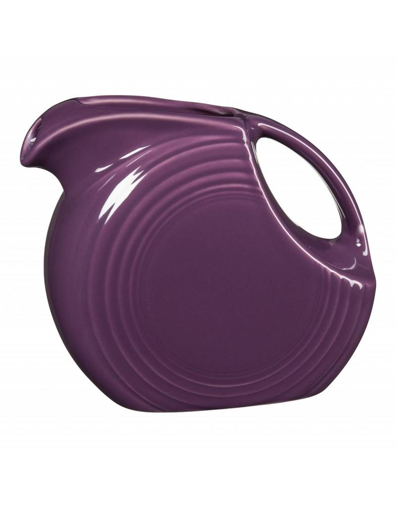 Large Disc Pitcher 67 1/4 oz Mulberry