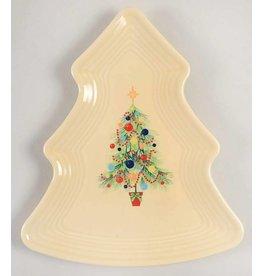 Tree Plate Christmas Tree