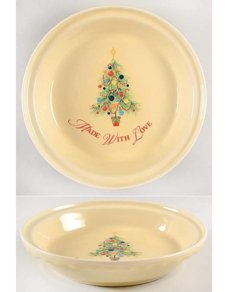 Pie Plate Christmas Tree