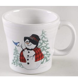 Tapered Mug Snowlady