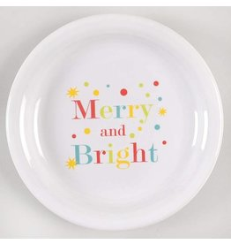 Appetizer Plate Merry and Bright