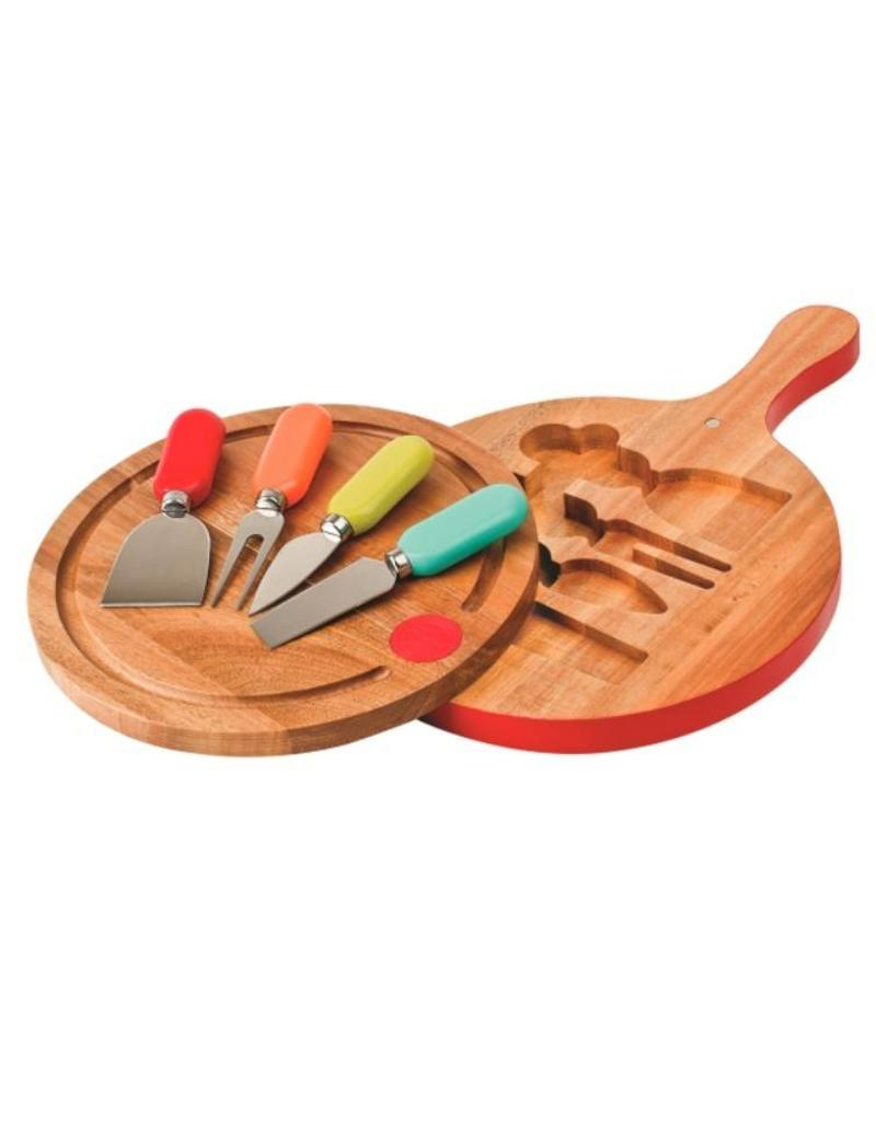 Cheese Board Fiesta Tool Set