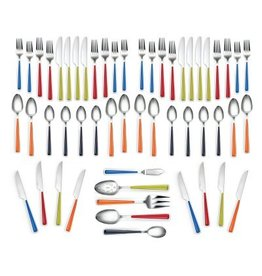 Fiesta Merengue 53 Pc Flatware for 8