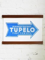 Old Try print Tupelo