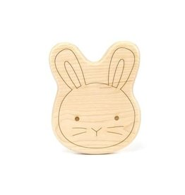 Bunny Wood Teether