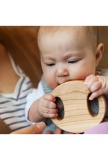 Baby Rattle Toy in Cherry