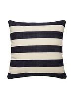 Yorkville Kate Spade Double Stripe Floor Pillow