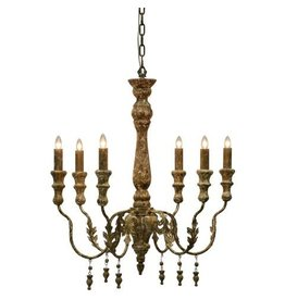 Gretchen 6 Light Chandelier