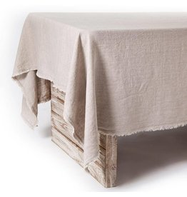 Olivier Tablecloth small - bark 69x69""