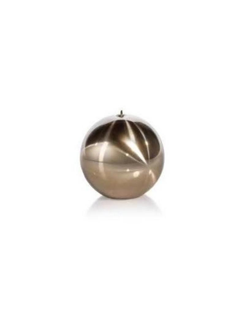 Titanium Ball Candle Gold