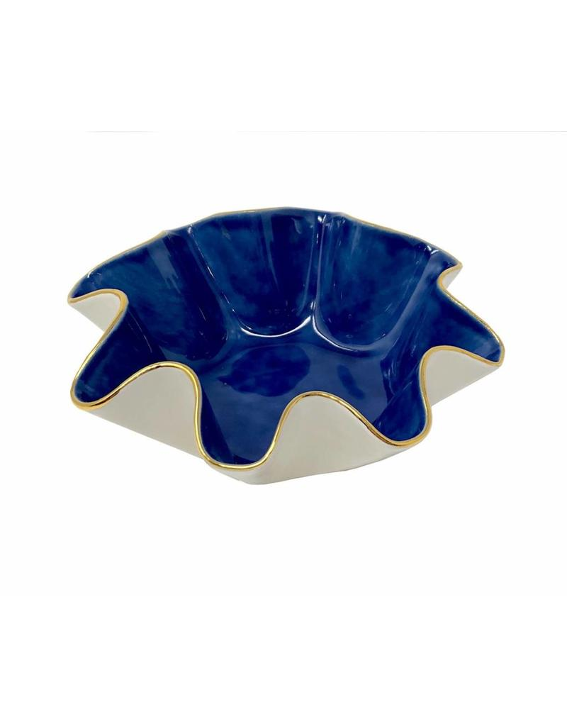 Susan Gordon Pottery Size C abstract bowl