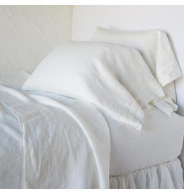 Linen standard pillowcase