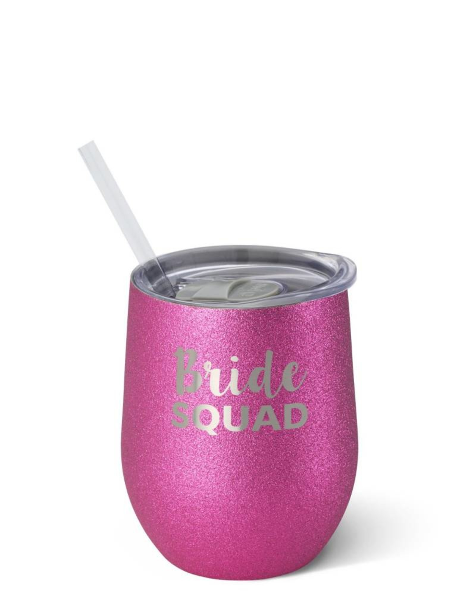 Swig Wine-Bride Squad 12oz