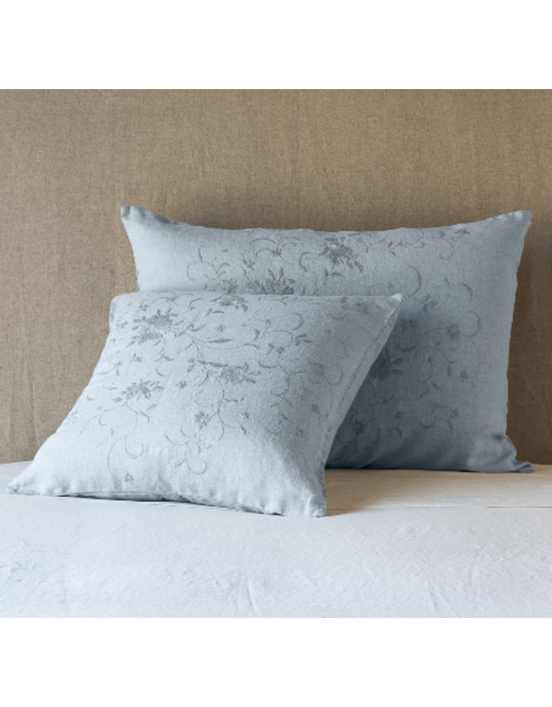 Seville Embroidered Deluxe Sham Mineral