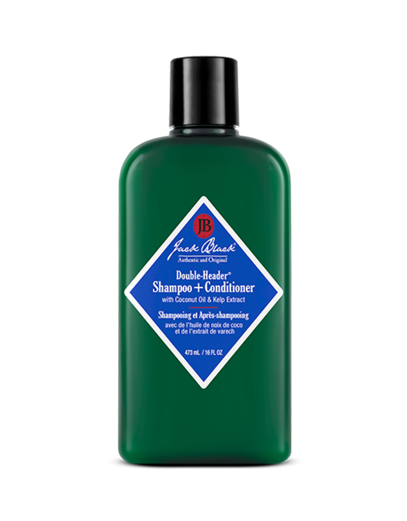 Jack Black Double Header Shampoo and Conditioner