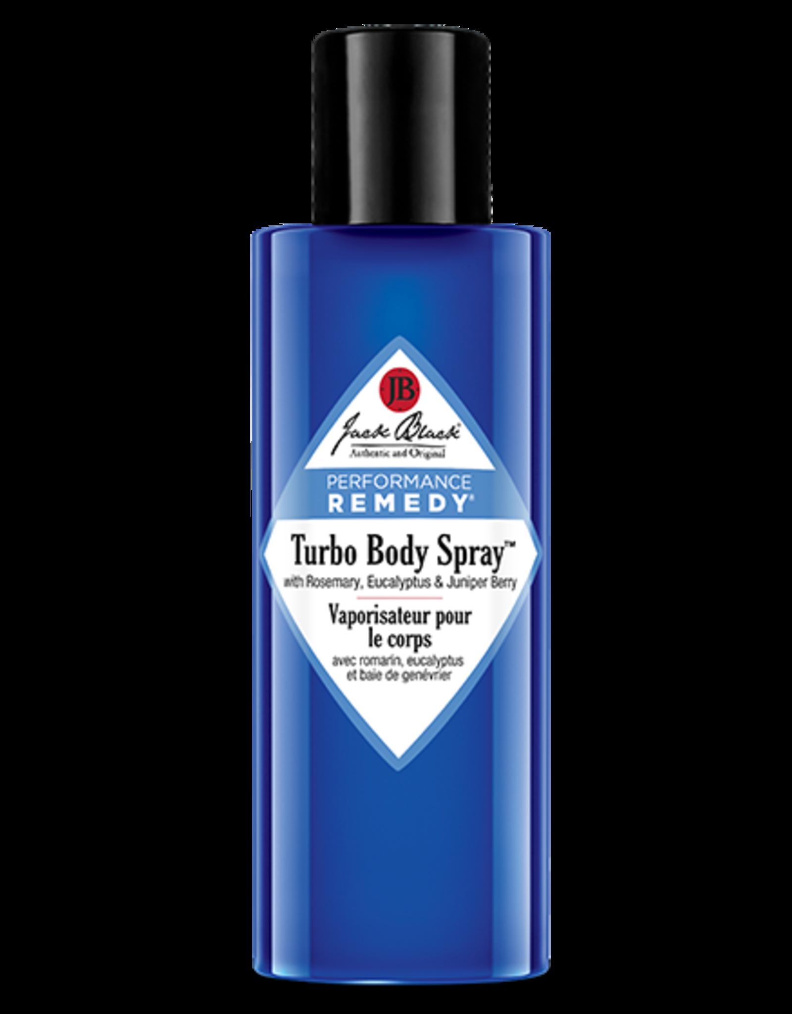 Jack Black Turbo Body Spray