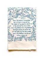 Hymn Tea Towel
