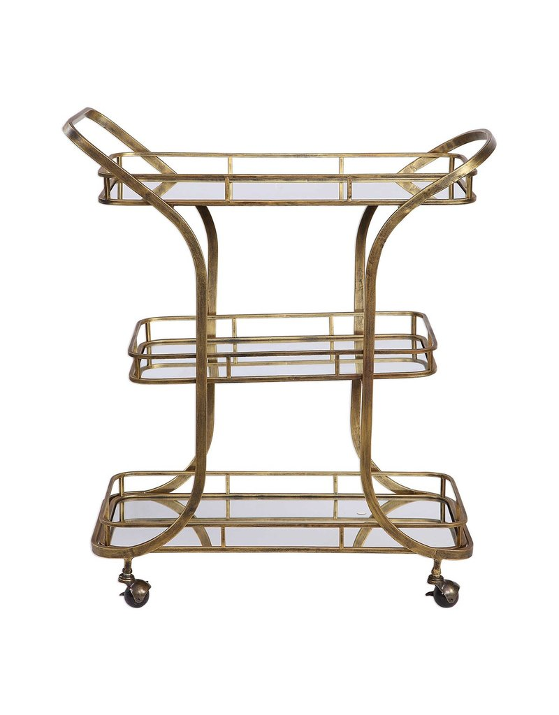 Stassi Bar Cart
