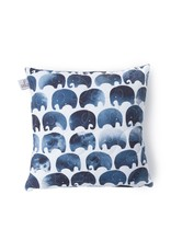 Oilo Quilted Elephant Pillow