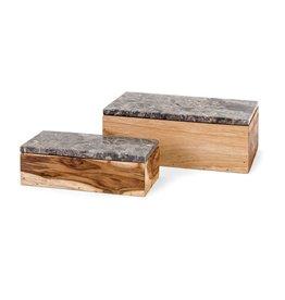 Napoleon Wood Box