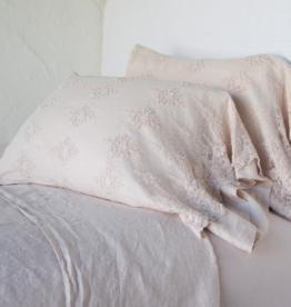 Olivia Pillowcase with Scalloped Edge