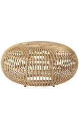 Rattan Scatter Coffee Table