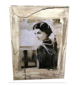 16x22 Icon Art Coco Chanel
