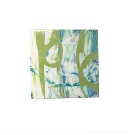 10x10 Austin James green/blue
