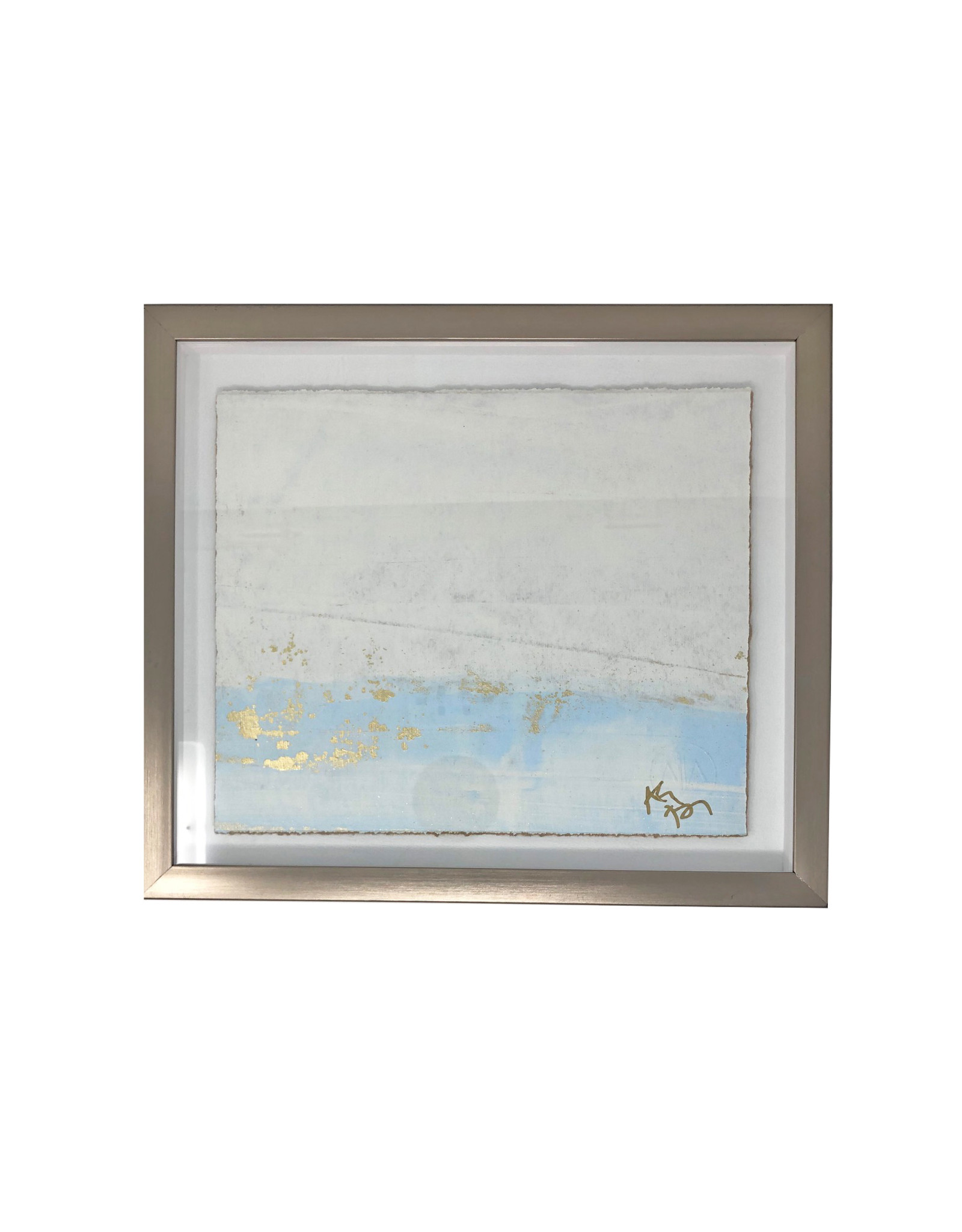 15x13 Austin James Framed Paper