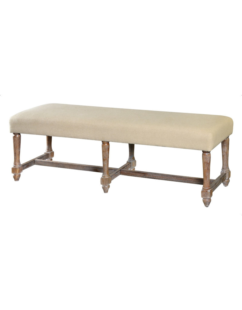 Upholstered Weston Bench