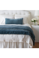Carmen Personal Comforter with Charmeuse Petite Ruffle