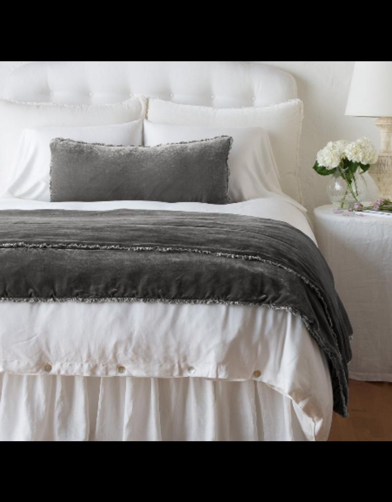 Carmen Personal Comforter with Charmeuse Petite Ruffle