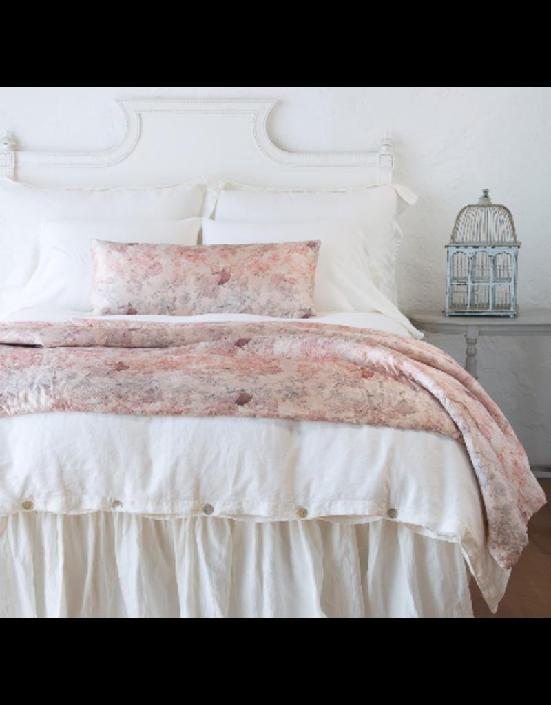 Rosalina Lumbar Throw Pillow, Warm