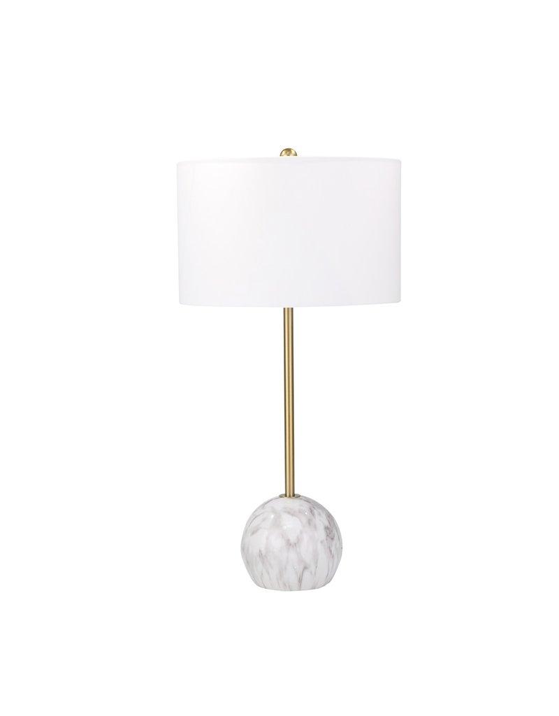Resin Ball Base Table Lamps