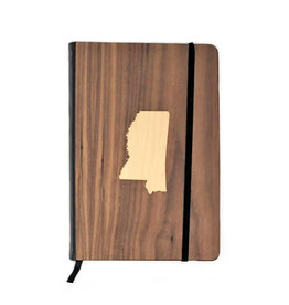 MS Wood Notebook