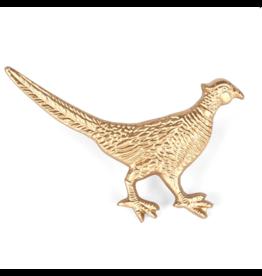 Gold Pheasant Napkin Ring