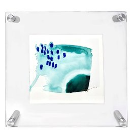 Beth Winterburn Art in Acrylic floating frame 10x10