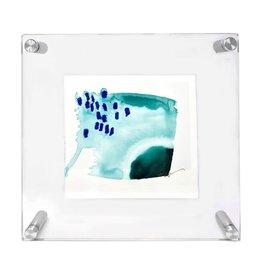 Beth Winterburn Art in Acrylic floating frame 10x10
