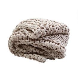 Finn Throw Blanket Antique White
