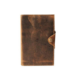Drifter Leather Journal Antique Brown
