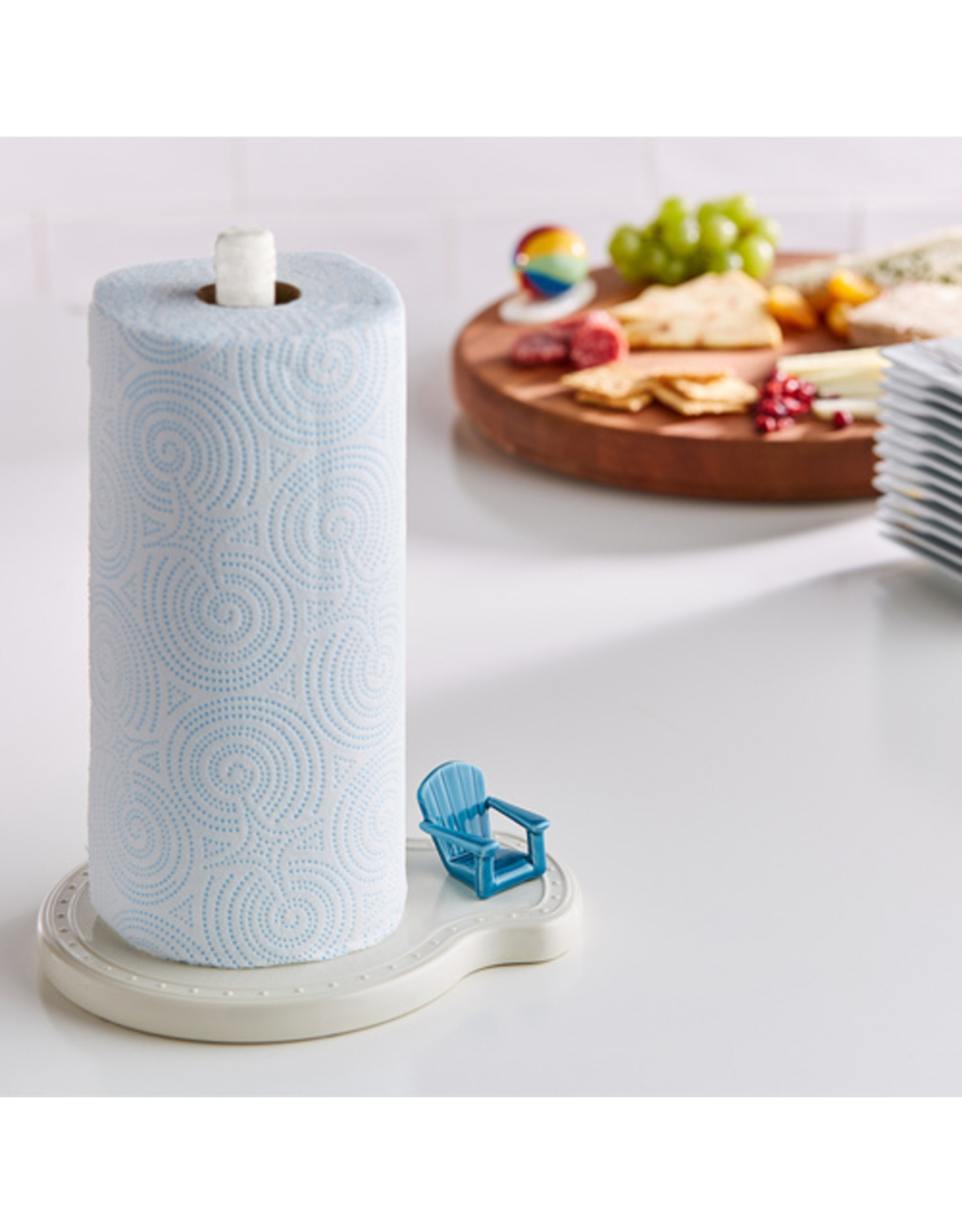 Melamine Paper Towel Holder