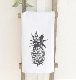 Pineapple Cotton Towel