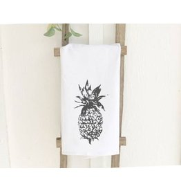 Pineapple Cotton Towel