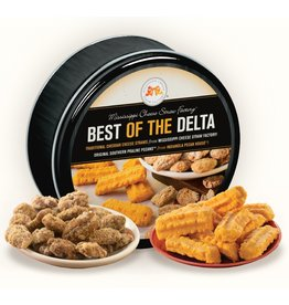 Best of the Delta Gift Tin