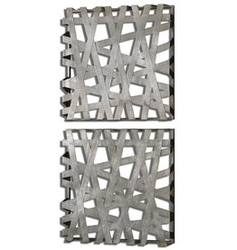 Alita Metal Wall Decor