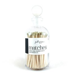 Modern Apothecary Matches
