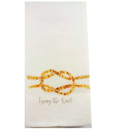 Tying the Knot Dishtowel