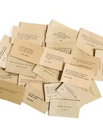 Gathered Thought Cards