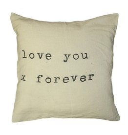 Love You X Pillow