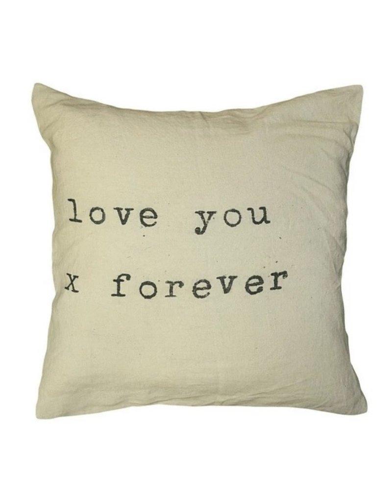 Love You X Pillow